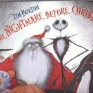 Tim Burton Tim Burton Nightmare Before Christmas Santa  Soft Cover Book