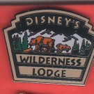 Disney's Wilderness Lodge WDW Brown Bears in mountains pin/pins