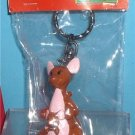Disney Kanga and Roo from Winnie the Pooh  Figurine  key chain made of PVC Mint
