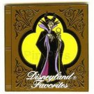 Disney Maleficent  in Black Favorites from Sleeping Beauty DL - Villain Pin/Pins