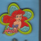Ariel Little Mermaid flower Authentic Disney pin
