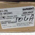 Sargent 351-P9 Non Handed Door Closer EN-SRISRI 351P9 ENSRISRI New