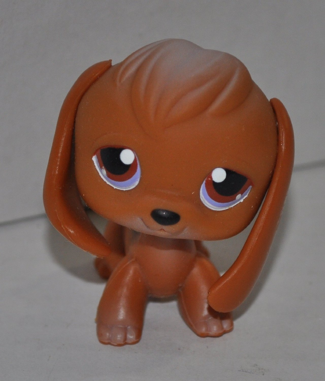 Beagle #16 magnet in paw) Littlest Pet Shop Retired Toy LPS Collectible Figure Loose OOP