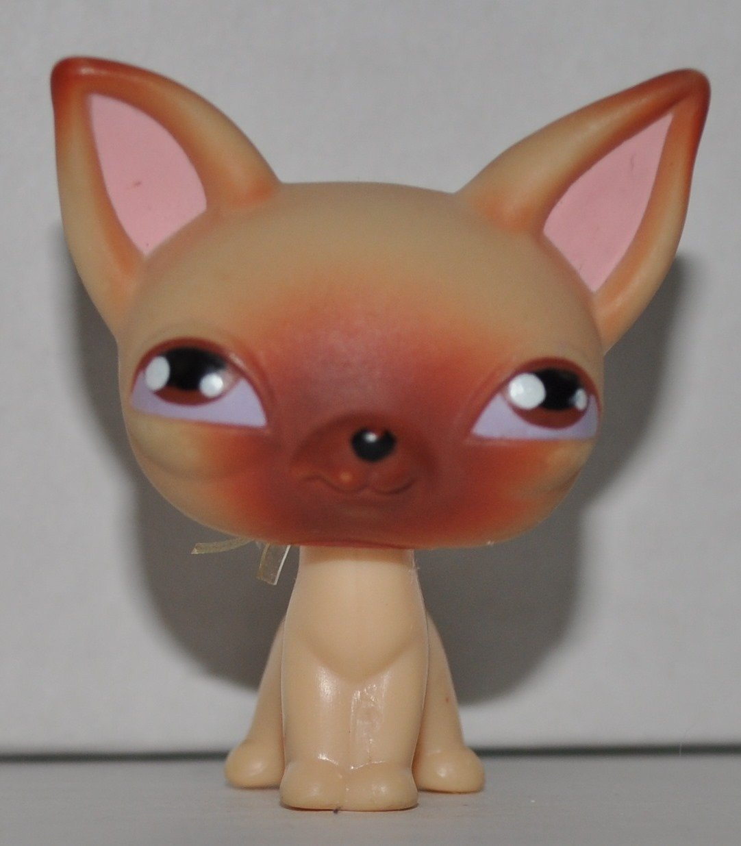 Chihuahua #1 Littlest Pet Shop Retired Toy LPS Collectible  Single Figure Loose OOP