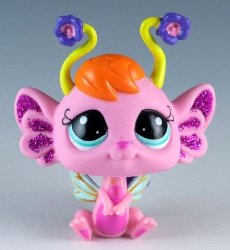 Littlest Pet Shop 2615 Fairies Glistening Garden Enchanted Figure Pansy Fairy