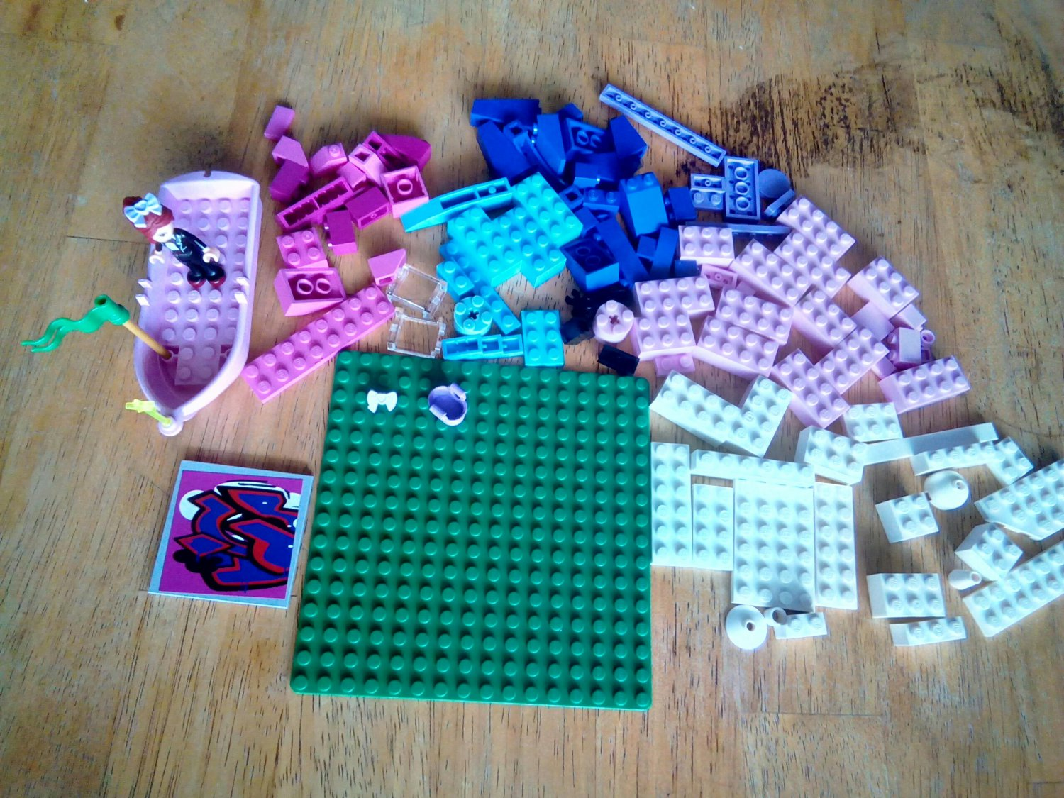 Lego 100 pc Set for Girls