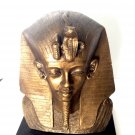 1977 Life Size Egyptian Pharaoh King Austin Sculpture Figure gold Heavy