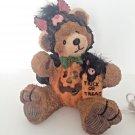 12 Inch Trick Or Treat Halloween Light Lamp Decoration Teddy Bear
