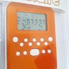RADICA LIGHTED 2N1  SOLITAIRE HANDHELD ELECTRONIC VIDEO