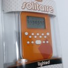 RADICA BIG SCREEN  LIGHTED SOLITAIRE MATTEL HANDHELD ELECTRONIC GAME