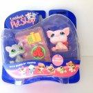 Littlest Pet Shop Cozy Blanket 88 Siamese Cat Kitten Pig Bobble Heads Pet Pairs