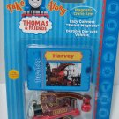 LEARNING CURVE HIT TOYS TAKE ALONG THOMAS HARVEY CRANE MAGNETIC ARM TRAIN