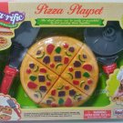 SLICEARIFIC PIZZA PARLOR PLAYSET PRETEND PLAY PORTIQUE PLAY FOOD