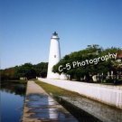 Ocracoke Lighthouse (Ocracoke 001) - 8 x 10 Matted Photograph