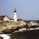 Portland Head Lighthouse (Portland 002) - 8 x 10 Matted Photograph