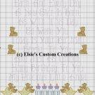 Birth of a Star - PDF Cross Stitch Pattern