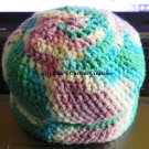 Double Crochet Baby Hat - Baby to Toddler - PDF Crochet Pattern