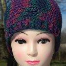 Ribbed Winter Hat - PDF Crochet Pattern