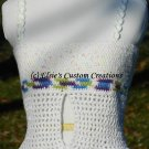 Summer Tank Top - PDF Crochet Pattern