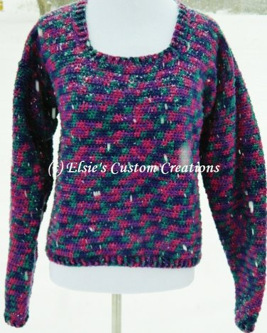 Universal Sweater - PDF Crochet Pattern