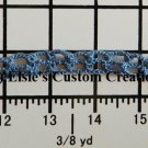 Eyelet Lace (Repeated) - PDF Crochet Pattern