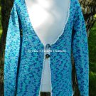 Summer Lace Cardigan - PDF Crochet Pattern