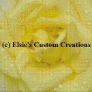 Rose 1 - PDF Cross Stitch Pattern