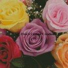 Rose Bouquet Behemoth Tapestry - The Ultimate Challenge - PDF Cross Stitch Pattern