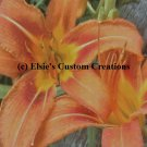 Tiger Lilly's 9 - PDF Cross Stitch Pattern
