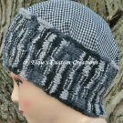 Reversible Basket Weave Ear Warmer - PDF Knitting Pattern