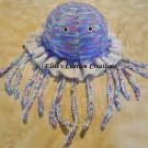 Jenny The Jelly Fish - PDF Knitting Pattern