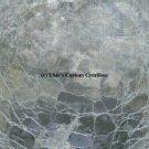 Crackled Glass - PDF Cross Stitch Pattern