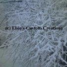 Winter Scene 2 - PDF Cross Stitch Pattern