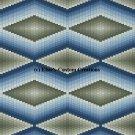 Bargello Quilt 3 - PDF Cross Stitch Pattern