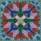 Full Size Quilt Mariner's Star - PDF Cross Stitch Pattern
