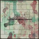 Watercolor Quilt Block 1 - PDF Cross Stitch Pattern