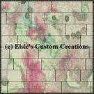 Watercolor Quilt Block 11 - PDF Cross Stitch Pattern