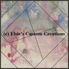Watercolor Quilt Block 17 - PDF Cross Stitch Pattern