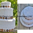 Cake Tier Blanks - PDF Knitting Pattern