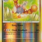 Pokemon Arceus Reverse Holo Uncommon Wormadam Sandy Cloak 50/99