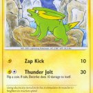 Pokemon Platinum Arceus Common Card Electrike 62/99
