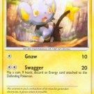 Pokemon Platinum Arceus Common Card Shinx 74/99