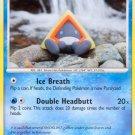 Pokemon Platinum Arceus Common Card Snorunt 75/99