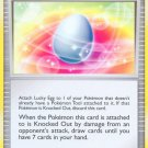 Pokemon Platinum Arceus Uncommon Card Lucky Egg 88/99