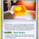 Pokemon Platinum Arceus Uncommon Card Old Amber 89/99