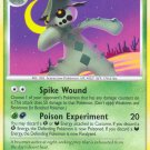 Pokemon Platinum Uncommon Card Cacturne 42/127