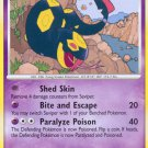 Pokemon Platinum Uncommon Card Seviper 61/127