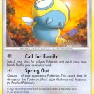 Pokemon Platinum Common Card Dunsparce 73/127