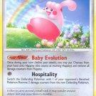 Pokemon Platinum Common Card Happiny 76/127
