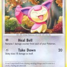 Pokemon Platinum Common Card Skitty 93/127